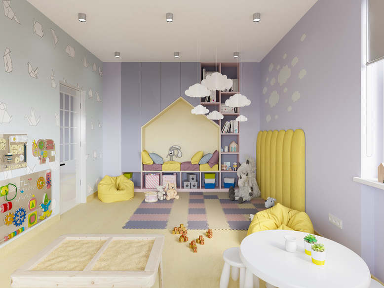 Check out the new design of Positive Room 3.0 in Lviv